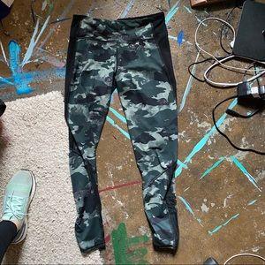 Champion Camo/Black Workout Leggings